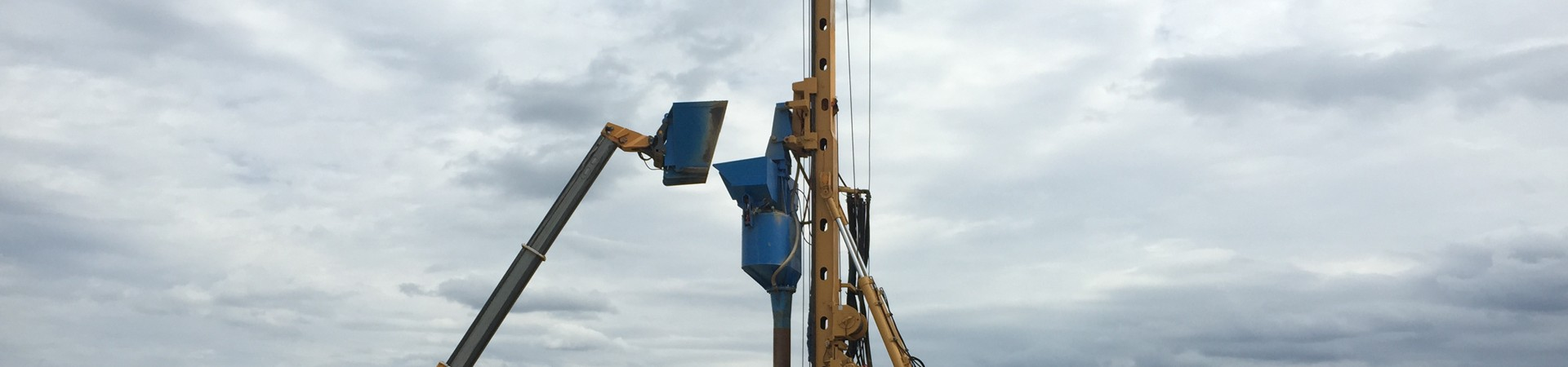 Drill rig based attachments