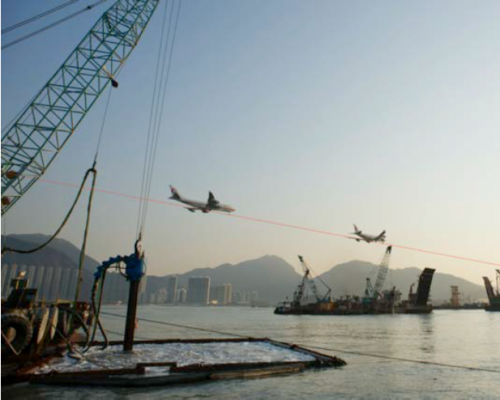 Hong Kong Boundary Crossing Facility