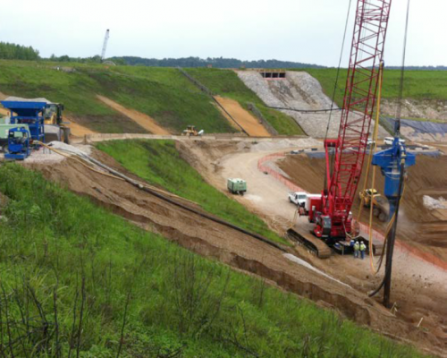Cannelton Hydroelectric Project