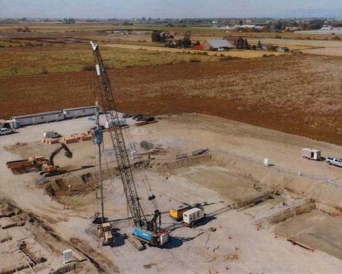 Tsawwassen Sewage Treatment Plant, CAN