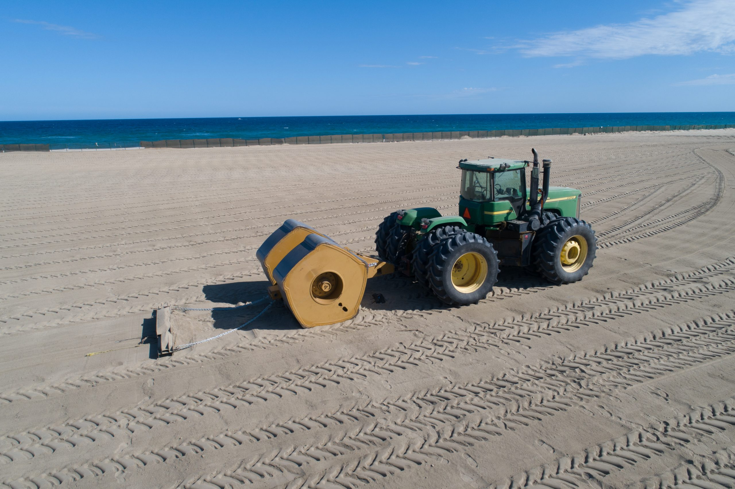 LandPac for the top 2 m compaction